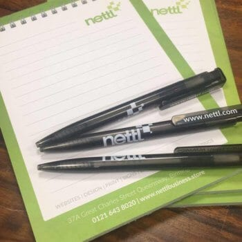 Diary of a Nettl Cadet: Designing for Print