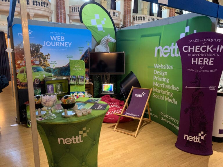Top tips to get you exhibition ready!