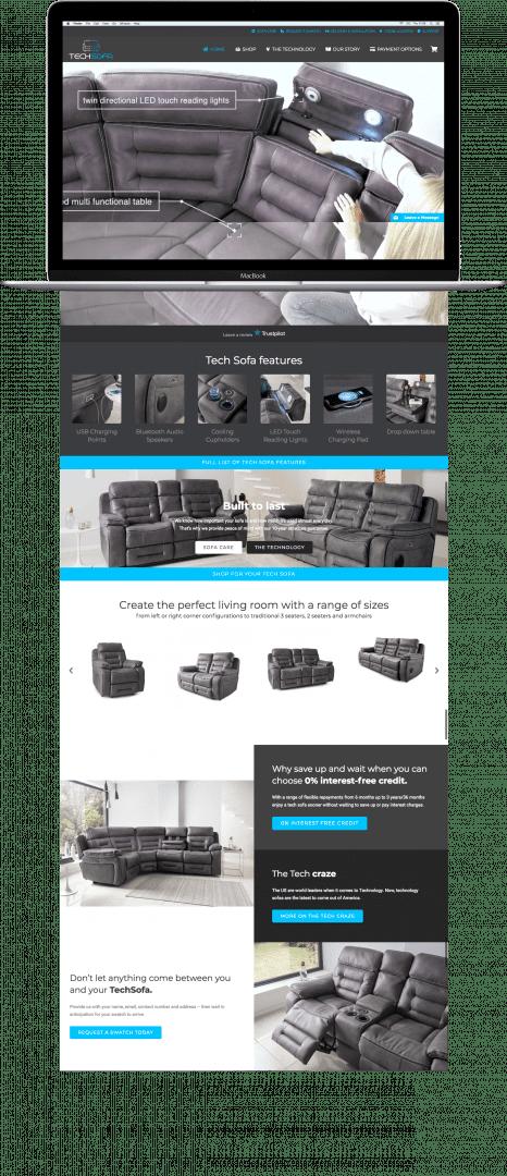 Tech Sofa