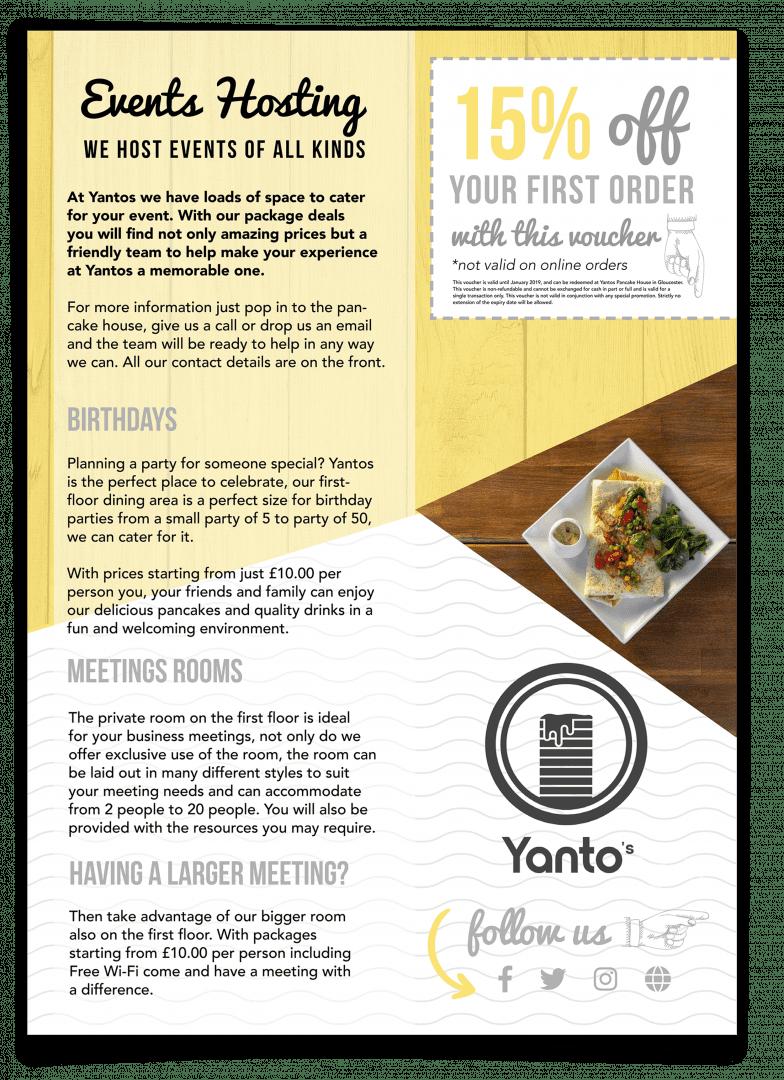 Yantos Food