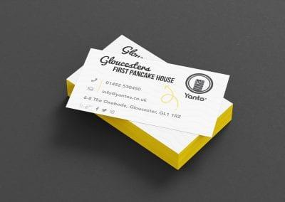 Yantos Business Card