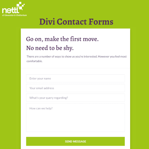 Changing Contact Form Submission Recipient