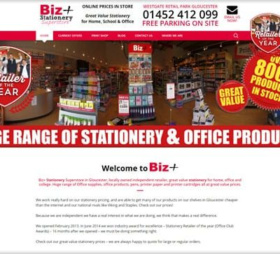 Biz Stationery