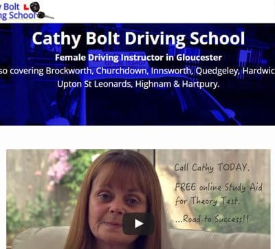 Cathy Bolt's Driving School
