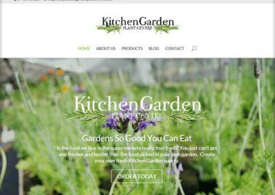 Kitchen Garden Plant Centre
